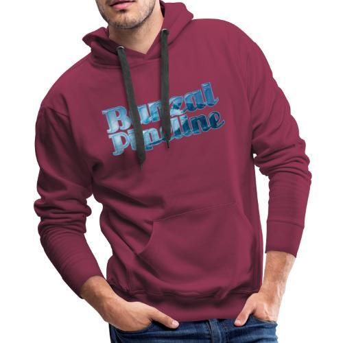 Banzai Pipeline - Ultimate Surfing Waves - Men's Premium Hoodie