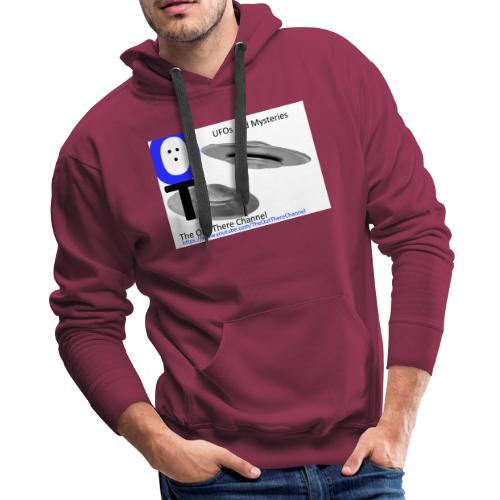 Outthere UtubeLogo2017 with Crew Back Logo - Men's Premium Hoodie