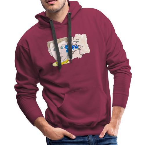 STFU - Men's Premium Hoodie