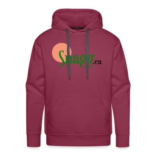 Snagg ca - Men's Premium Hoodie
