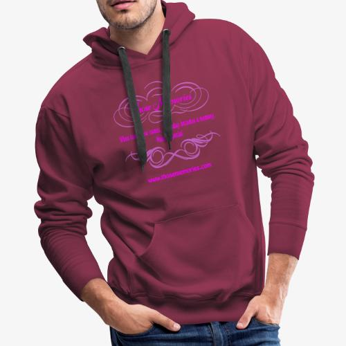 Those Memories logo - Men's Premium Hoodie