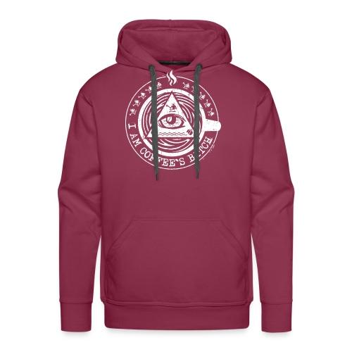 I am coffee's bitch. - Men's Premium Hoodie