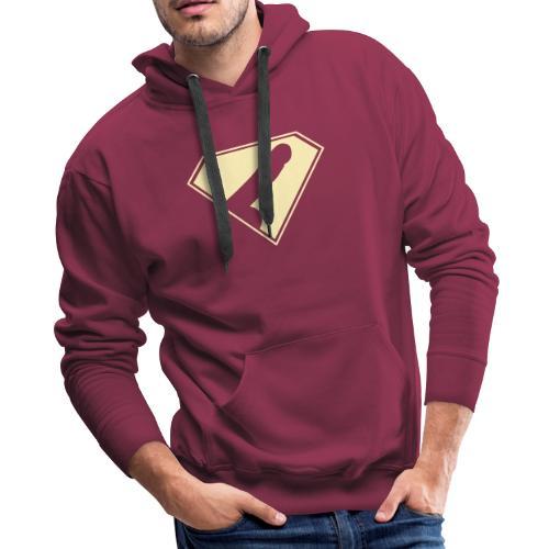 Supercock 1 - Men's Premium Hoodie