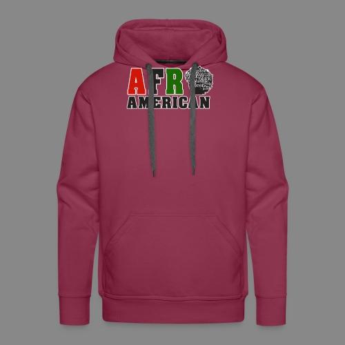 Afro American RBG - Men's Premium Hoodie
