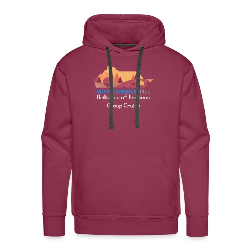 Brilliance of the Seas Group Cruise - Men's Premium Hoodie