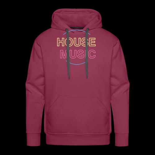 House Music - Men's Premium Hoodie