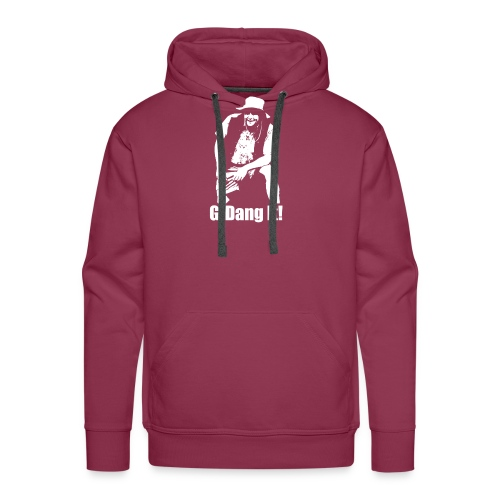 G-Dang It! Women's T-shirt - Men's Premium Hoodie