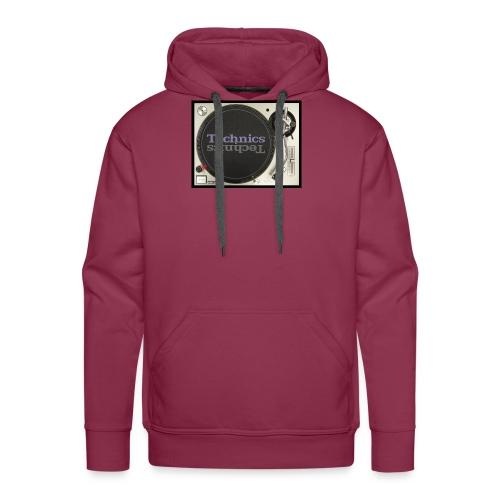 technics 1 - Men's Premium Hoodie