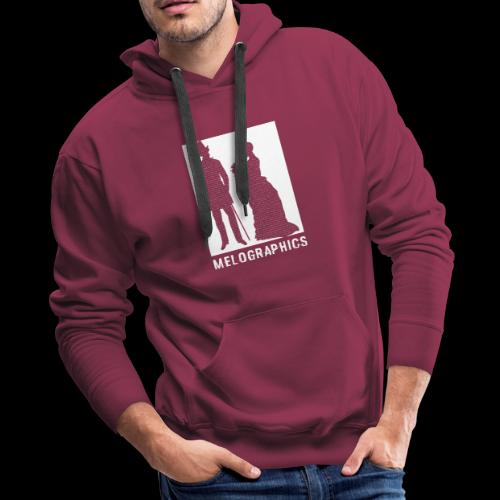 Romantic Prose People - Men's Premium Hoodie