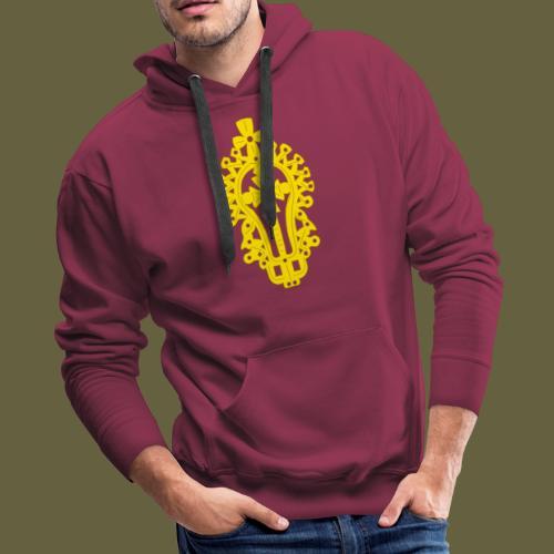 Lasta Cross - Men's Premium Hoodie
