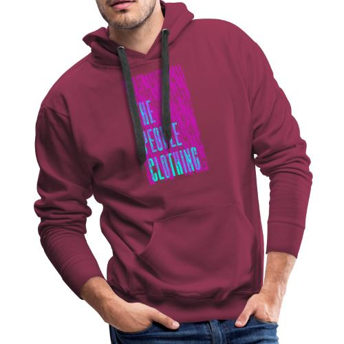 THE PEOLE CLOTHING - Men's Premium Hoodie
