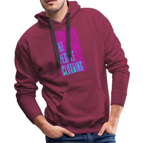 THE PEOLE CLOTHING - Men's Premium Hoodie
