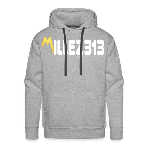 Millez313 With No Background - Men's Premium Hoodie