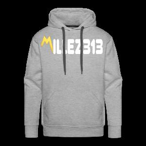 Millez313 With No Background - Men's Premium Hoodie