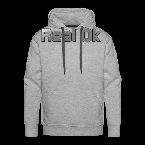 Real Ok version 2 - Men's Premium Hoodie