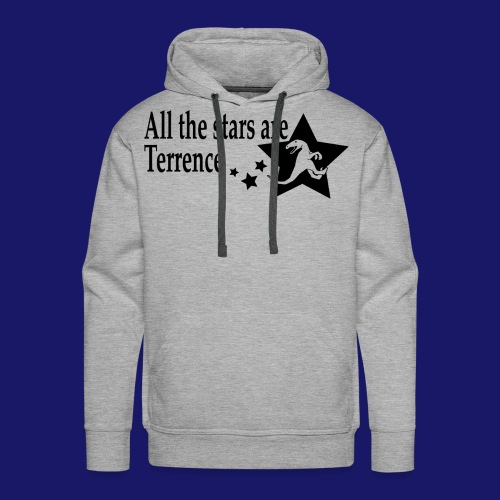 All the Stars Are Terrence - Men's Premium Hoodie