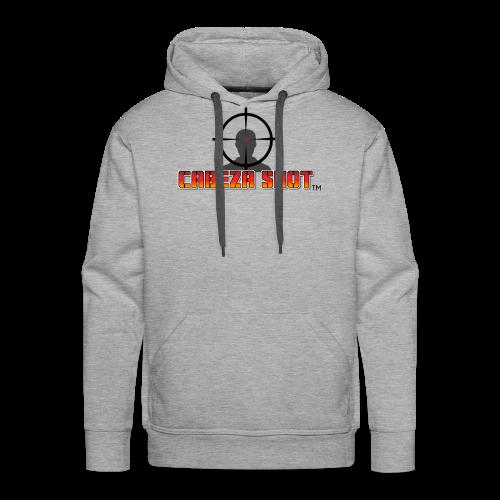 CABEZA SHOT - Men's Premium Hoodie
