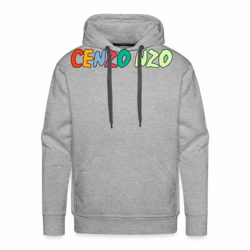 Cenzo NZO Merch - Men's Premium Hoodie