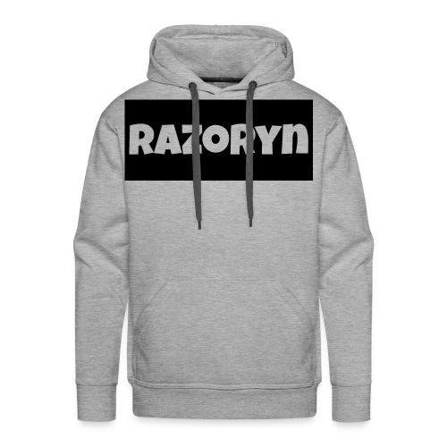 Razoryn Plain Shirt - Men's Premium Hoodie