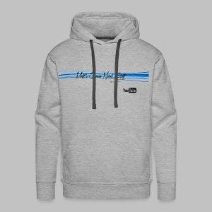 Youtube Shirt - Men's Premium Hoodie