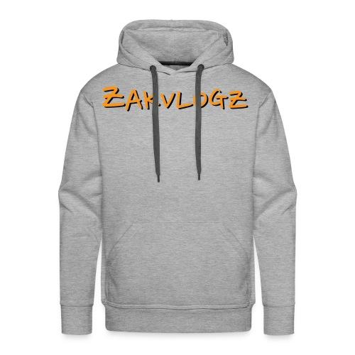 ZakVlogz - Men's Premium Hoodie