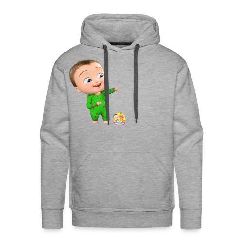 BABY JOHNNY FUN TIME - Men's Premium Hoodie