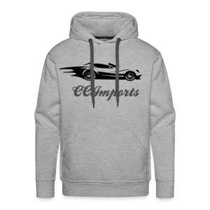 CCImports Logo - Men's Premium Hoodie