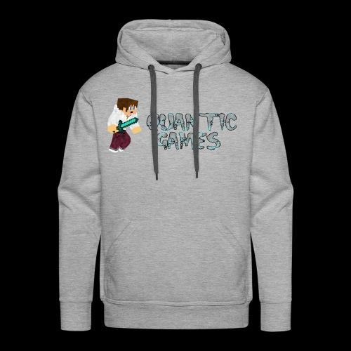 Quantic_GamesYT - Men's Premium Hoodie