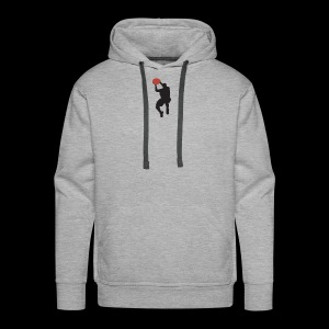 Love & Basketball Memoirs of Life - Men's Premium Hoodie