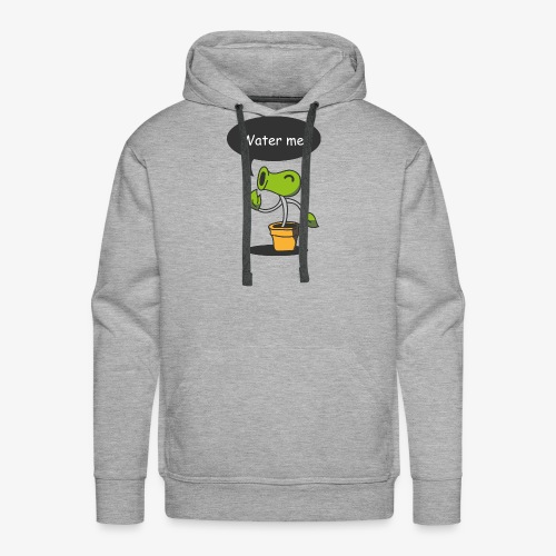 Water Me! Hydrate Your Life! - Men's Premium Hoodie