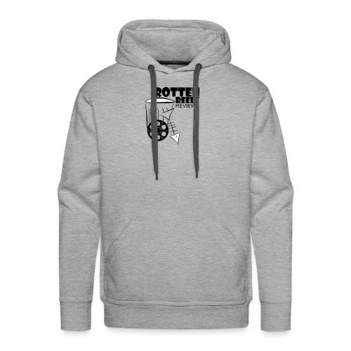 Rotten Reelz Logo - Men's Premium Hoodie