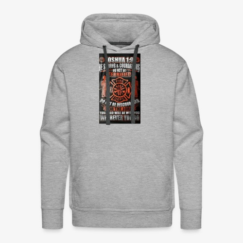 Be strong - Men's Premium Hoodie