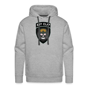 Sgt Clap Logo - Men's Premium Hoodie