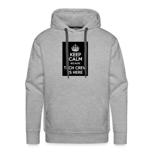 Tech Crew - Men's Premium Hoodie