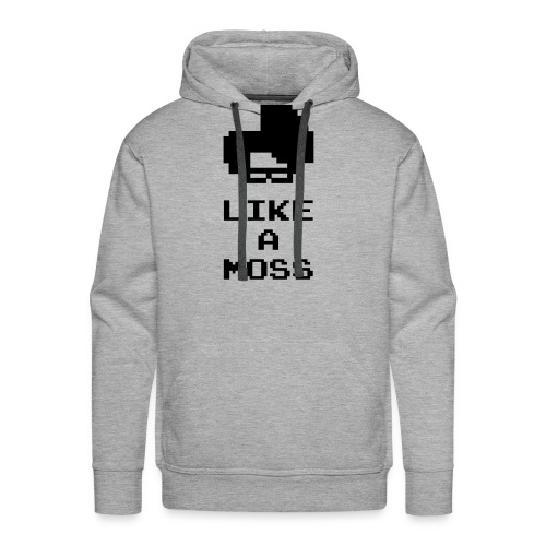 Like a Boss Moss IT_Crowd - Men's Premium Hoodie