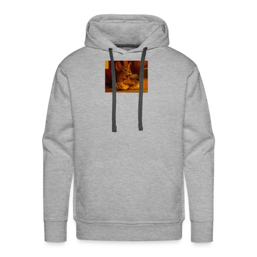 Wow you scared me!!!! - Men's Premium Hoodie