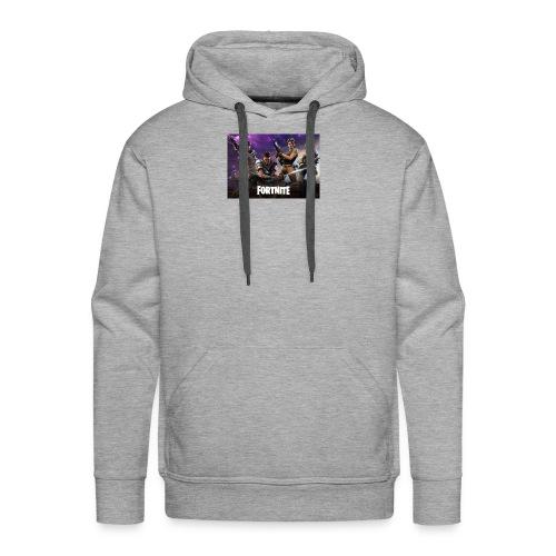 Fortnite 604x423 - Men's Premium Hoodie