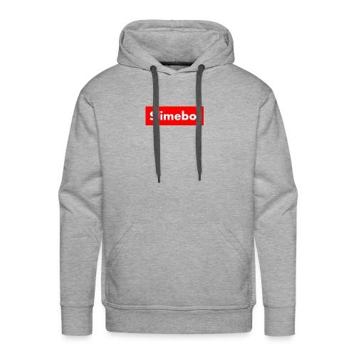 Slimeboi Red Boi - Men's Premium Hoodie