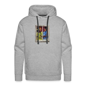 Couple new orleans - Men's Premium Hoodie