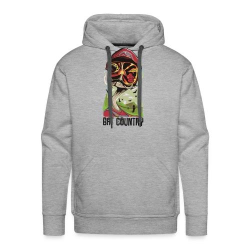 Fear and Mario at Bat Country - Men's Premium Hoodie