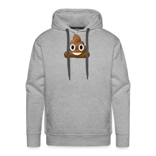 Poo E-moji - Men's Premium Hoodie