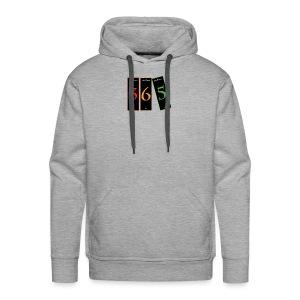 365 Microcuennos Logo - Men's Premium Hoodie