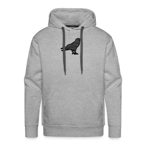 Raven's Nest Emblem - Men's Premium Hoodie