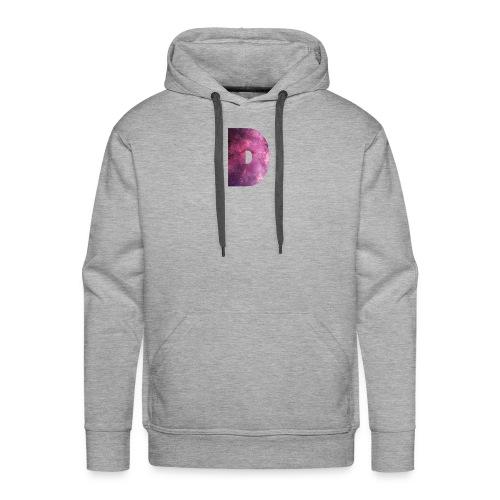 Channel Logo Shirt - Men's Premium Hoodie