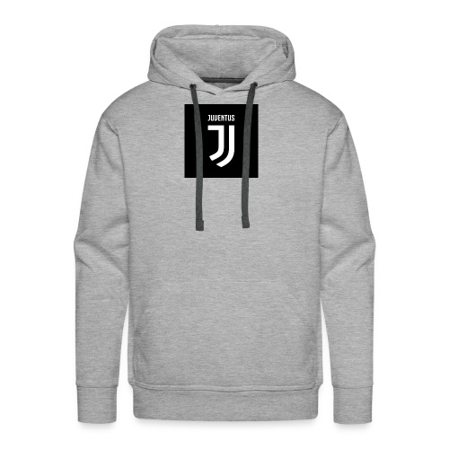 Juventus t shirt - Men's Premium Hoodie