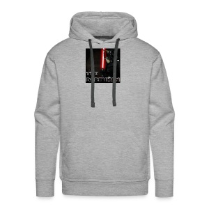 darthman avatar bg 2 - Men's Premium Hoodie