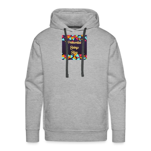 Primordial Beings Blog - Men's Premium Hoodie