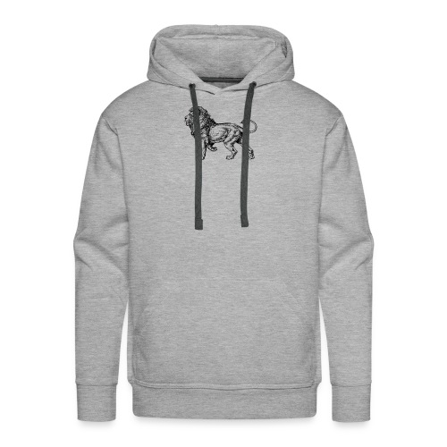 Help me help you - Men's Premium Hoodie