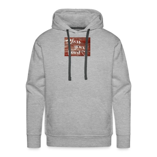 Bless Your Heart - Men's Premium Hoodie