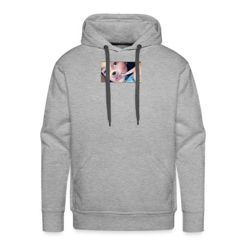 bina shirt - Men's Premium Hoodie